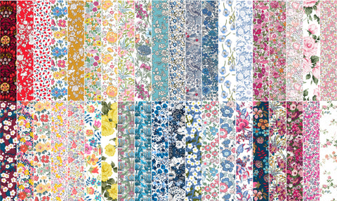 Fat Quarter Bundle: New Classic Collection Prints *40*