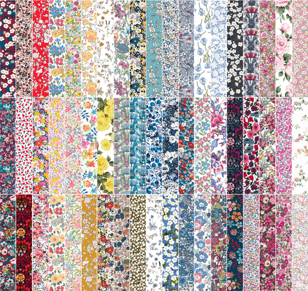 Fat Quarter Bundle: New Classic Collection Prints *57*
