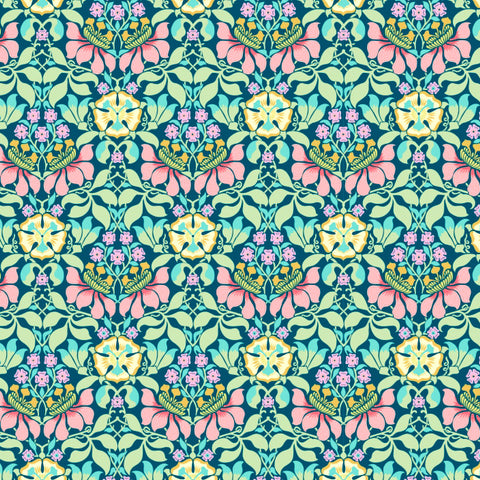 Liberty of London Tana Lawn: Persephone Pastel (C)
