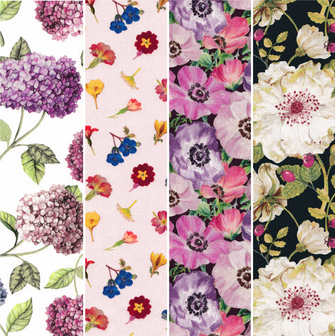 Botanicals Bundle: Pink/Purple