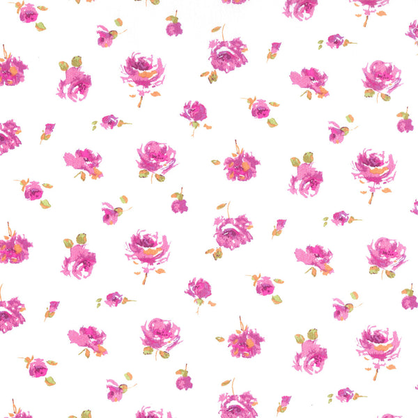 Liberty of London Tana Lawn: Rosa Pink (A)