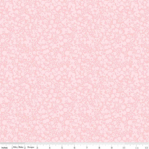 Liberty Fabrics Quilting Cotton: Wiltshire Shadow Rose Pink