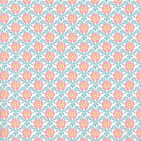 Liberty Fabrics Tana Lawn: Royal Rose (A)