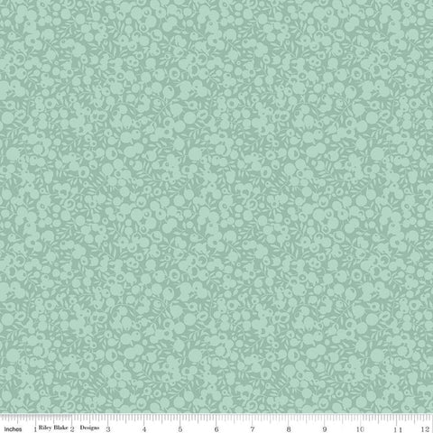 Liberty Fabrics Quilting Cotton: Wiltshire Shadow Sage