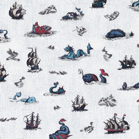 **Pre-Order** Liberty Fabrics Tana Lawn: Sea Myths (A)