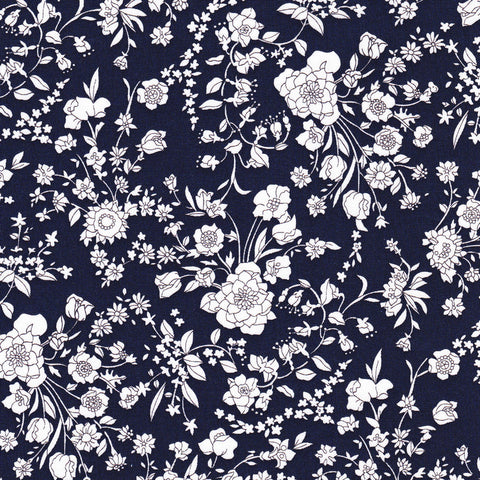 Liberty of London Tana Lawn: Summer Blooms (A)