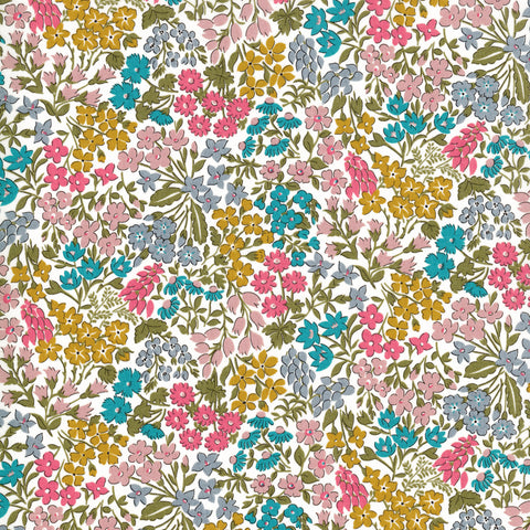 Liberty Fabrics Tana Lawn: Sweet May (C)