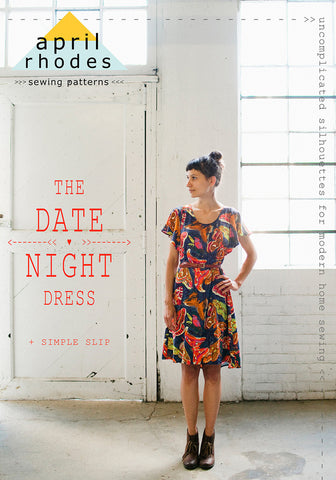 April Rhodes: The Date Night Dress