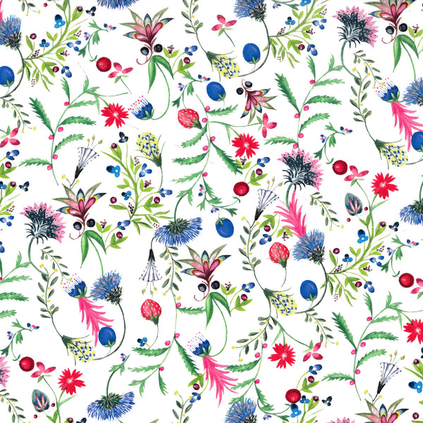 Liberty of London Tana Lawn: Temptation Meadow (A)