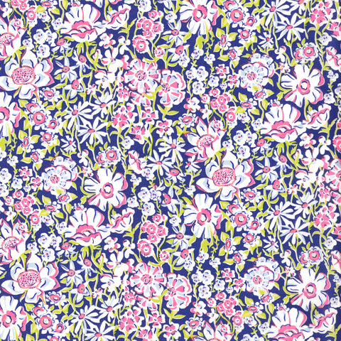 Liberty of London Tana Lawn: White Garden (B)
