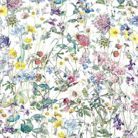 Liberty of London Tana Lawn: Wild Flowers (A)