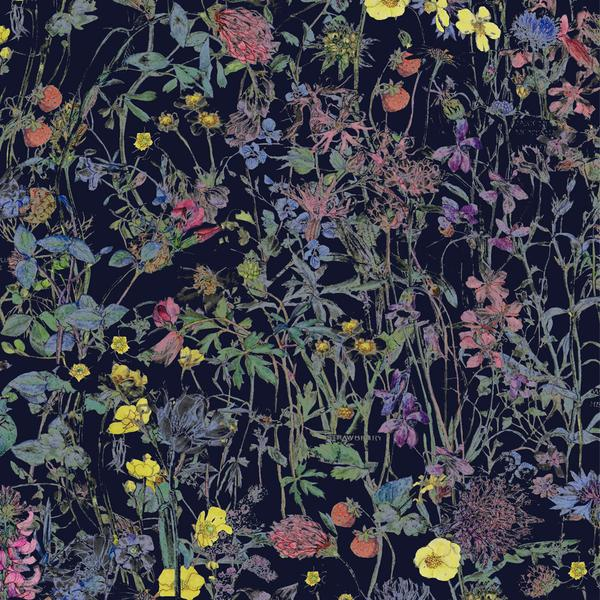 Remnant: Wild Flowers (G): 1 yard 32""