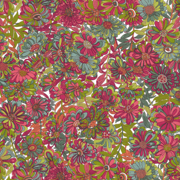 Liberty of London Tana Lawn: Willow Rose (A)