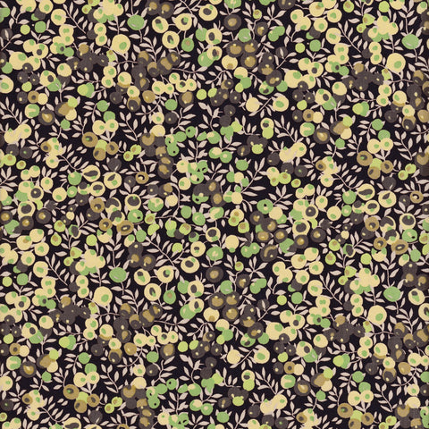 Liberty of London Tana Lawn: Wiltshire Green (P)