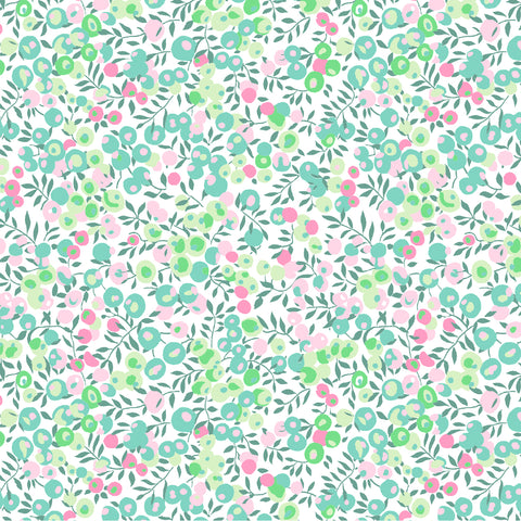 NEW Liberty Fabrics Tana Lawn: Wiltshire Watermelon