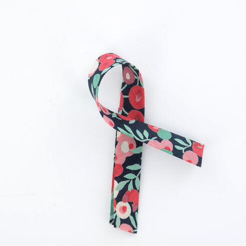 Bias Tape: Wiltshire Red/Green (J)
