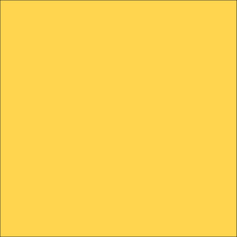 Remnant: Solid Yellow (): 2 yards 33""