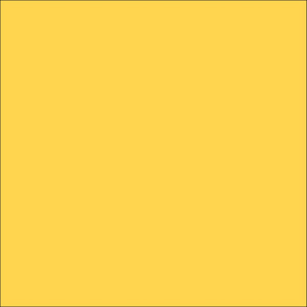 Remnant: Solid Yellow (): 2 yards 32""