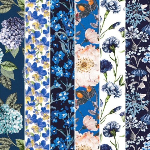Botanicals Bundle: Blue