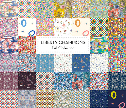 **Pre-Order** Liberty Champions Bundle: Full Collection