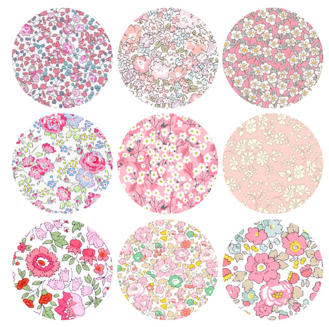 "3"" Small Circles: Pale Pink"