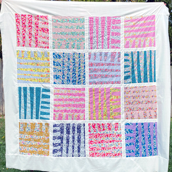 Shine Quilt Kits by Suzy Quilts