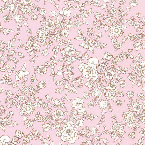Liberty of London Tana Lawn: Summer Blooms (B)
