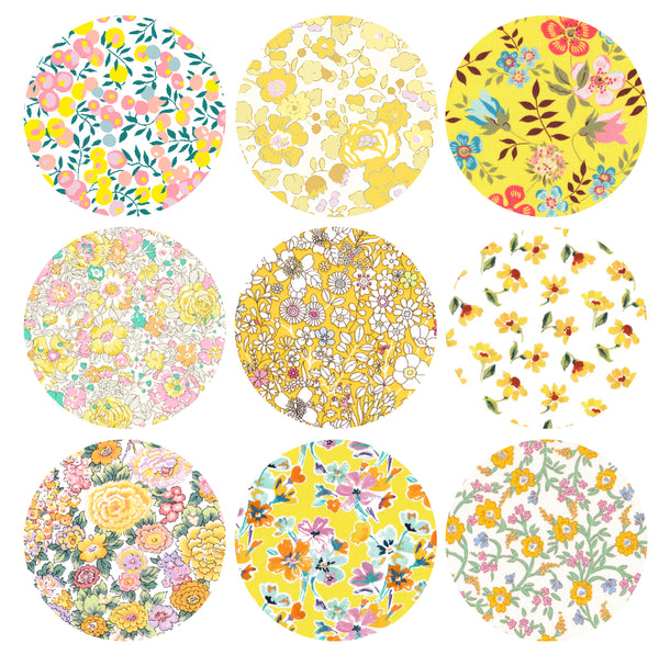 "3"" Small Circles: Yellow"