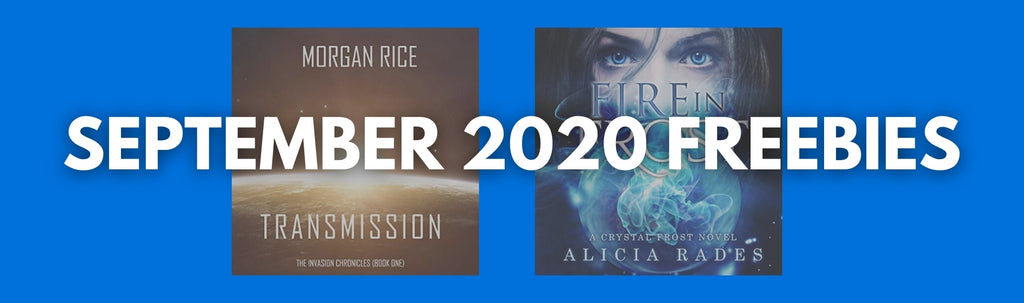 September 2020 Free Audiobooks