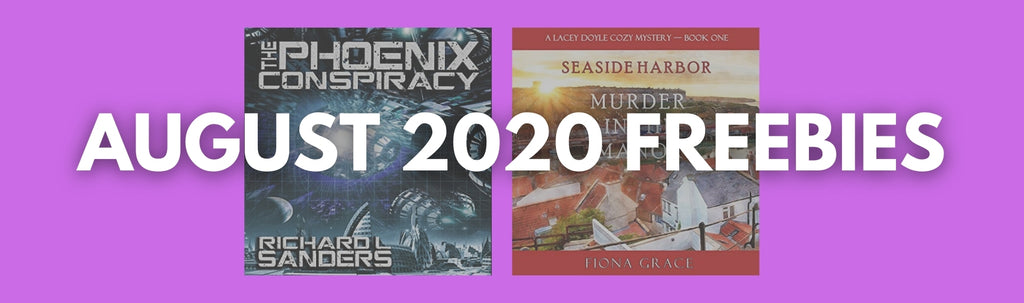 August 2020 Free Audiobooks