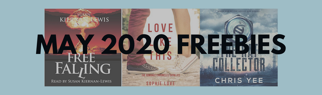 May 2020 Free Audiobooks