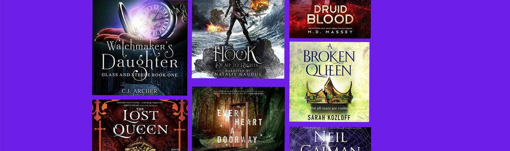 Best Fantasy Audiobooks