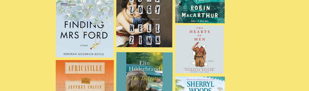 Best Literary Fiction Audiobooks