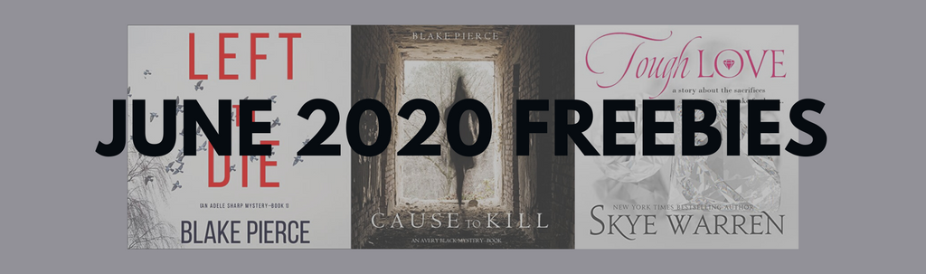 June 2020 Free Audiobooks