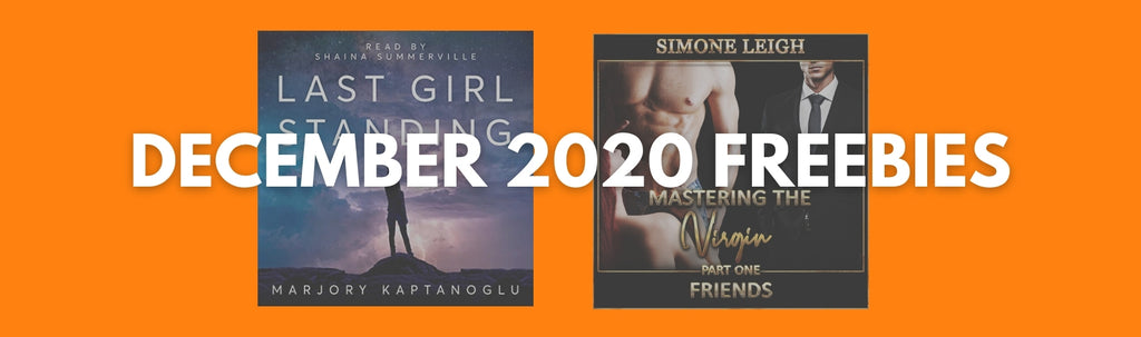 December 2020 Free Audiobooks