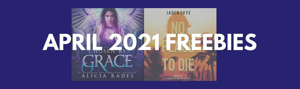 April 2021 Free Audiobooks