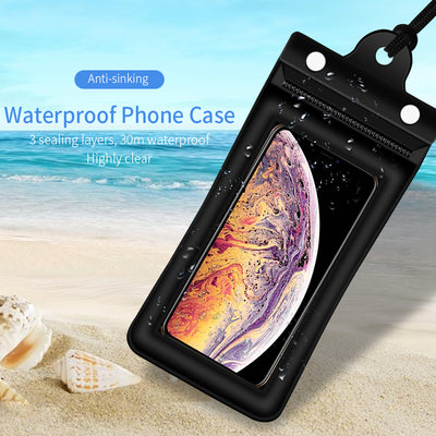 Universal Waterproof Phone Pouch - CCE2777