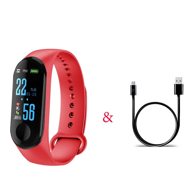 M3 Pro Smart Sport Watch - Mscc2777