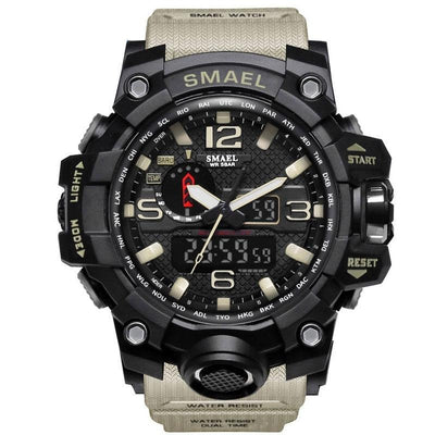 Military LED Quartz Sport Watch - Mscc2777