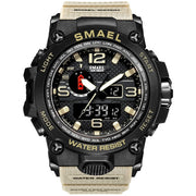 Military LED Quartz Sport Watch - CCE2777