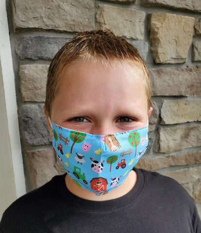 Baby Jack & Co - Face Mask - Kids
