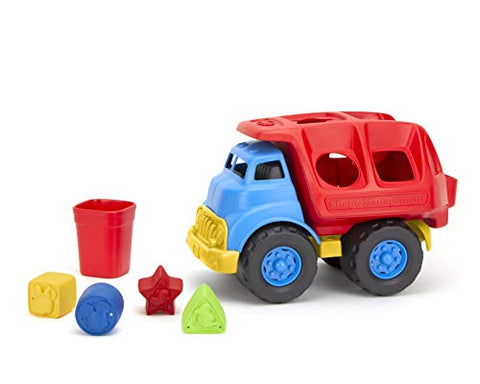 Green Toys Mickey Mouse & Friends Shape Sorter Truck