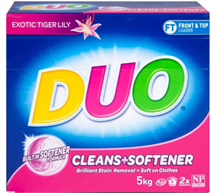 LAUNDRY POWDER 5KG DUO
