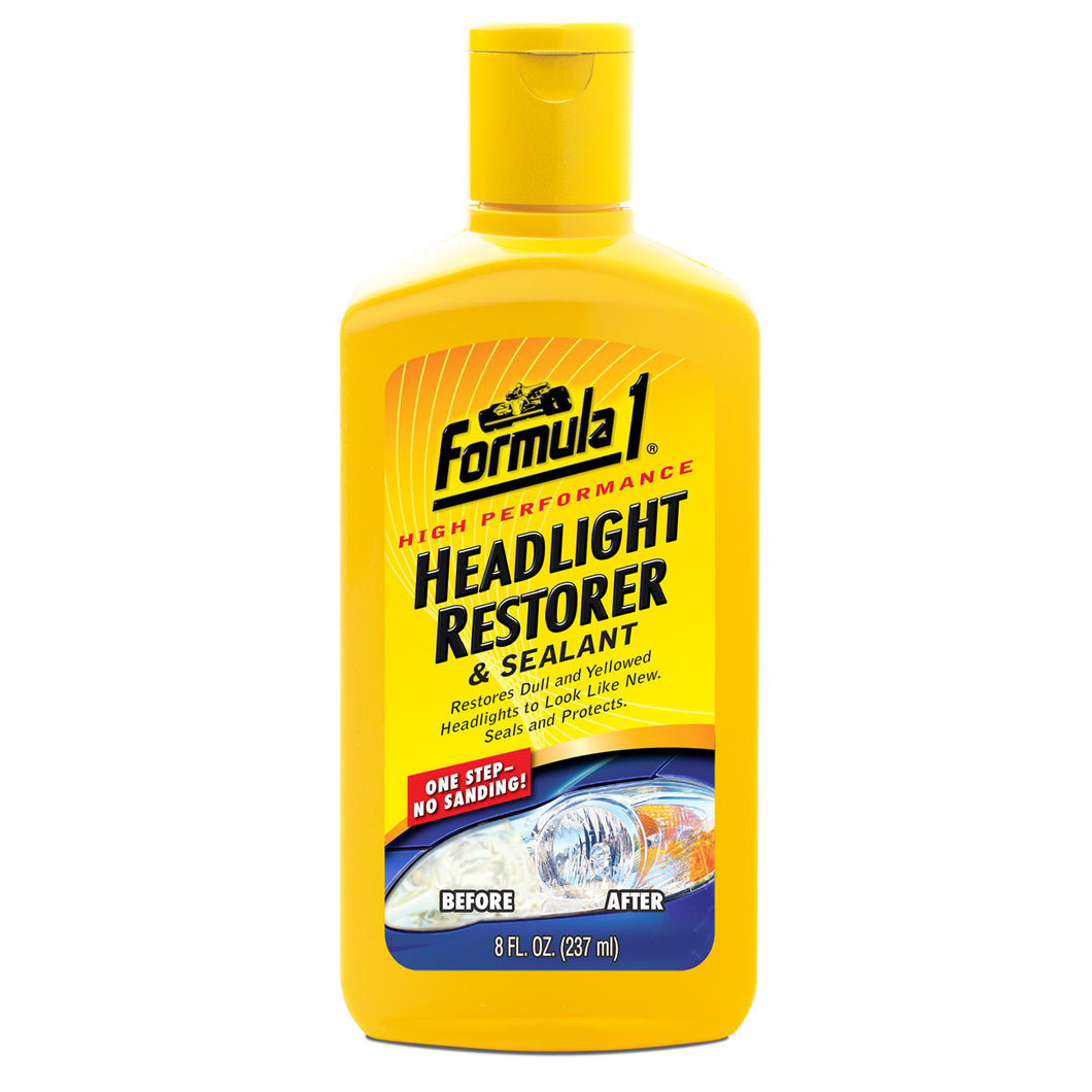 HEADLIGHT RESTORER CAR F1