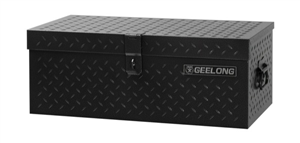 TOOLBOX GEELONG FLUSH LID GREY 670MM