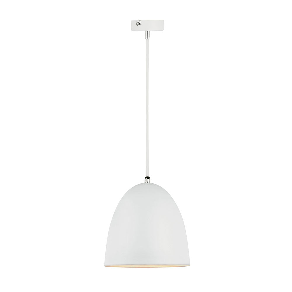 LIGHT PENDANT HUSK WHITE