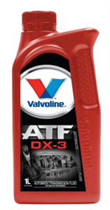 OIL TRANSMISSION FLUID VALVOLINE ATF DX-3 1LT
