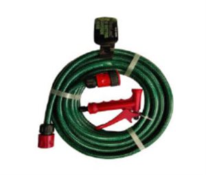 GARDEN HOSE FITTED 10MT BUY RIGHT