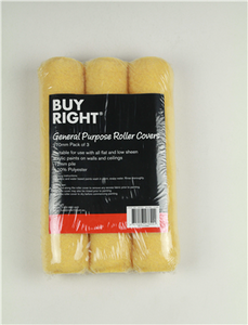 COVER ROLLER 270MM PACK 3 BUY RIGHT