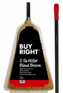 BROOM MILLET 5 TIE BUY RIGHT